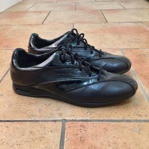 Cole Haan Womens Shoes Size Us 8.5 B Black Lace